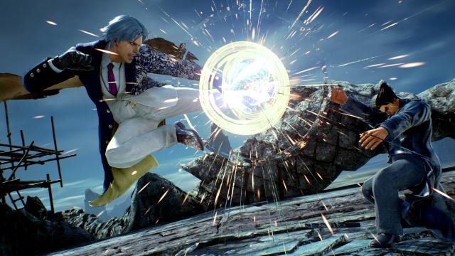 Tekken 7 Fated Retribution screenshot 2