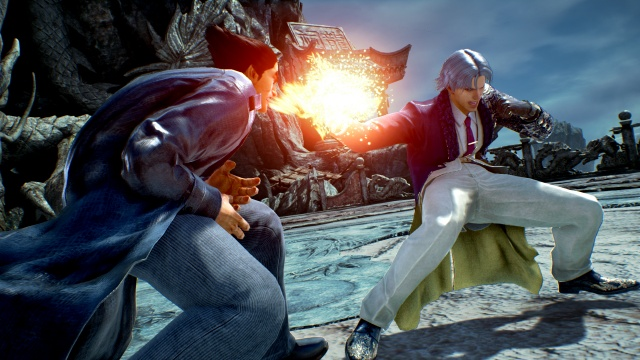 Tekken 7 Fated Retribution screenshot 3