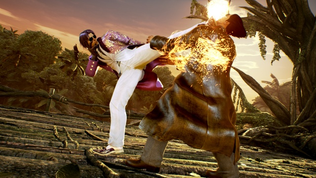 Tekken 7 Fated Retribution screenshot 6