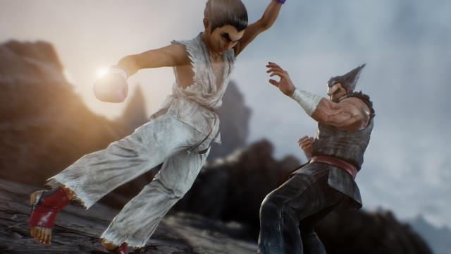 Tekken 7 Fated Retribution screenshot 9