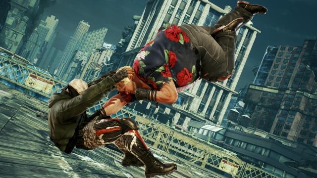 Tekken 7 Fated Retribution screenshot 40