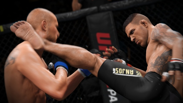 EA Sports UFC 2 screenshot 6