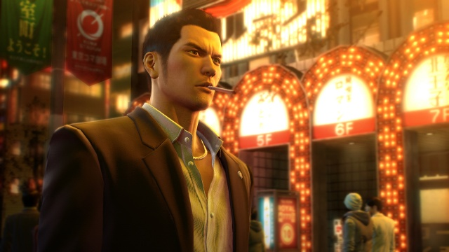 Yakuza 0 screenshot 7