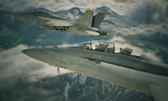Ace Combat 7: Skies Unknown screenshot 3