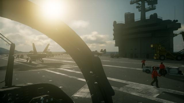 Ace Combat 7: Skies Unknown screenshot 11