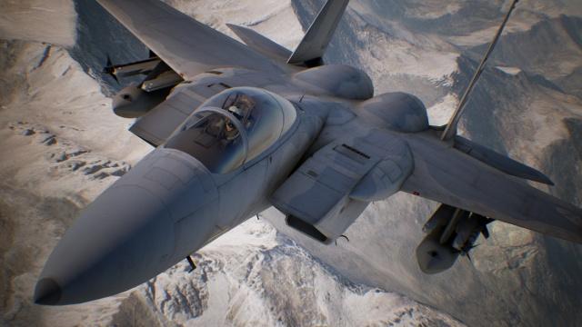 Ace Combat 7: Skies Unknown screenshot 23