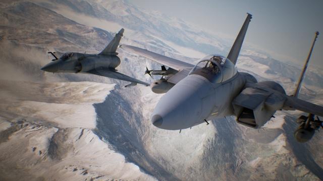 Ace Combat 7: Skies Unknown screenshot 26