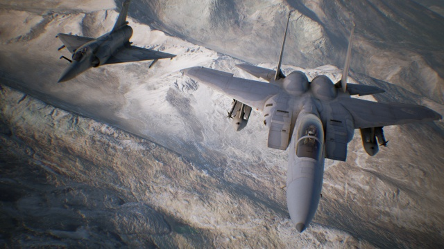 Ace Combat 7: Skies Unknown screenshot 28