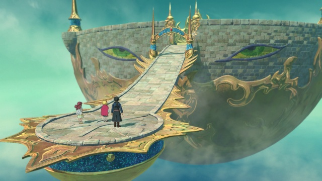 Ni no Kuni II: Revenant Kingdom screenshot 3
