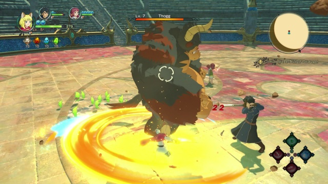 Ni no Kuni II: Revenant Kingdom screenshot 4