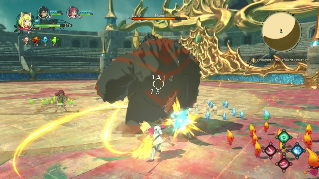 Ni no Kuni II: Revenant Kingdom screenshot 5