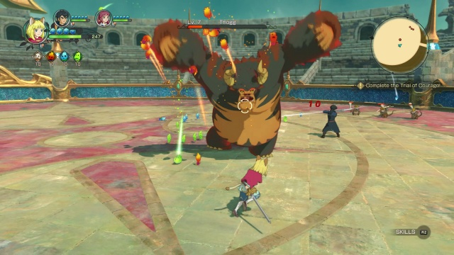 Ni no Kuni II: Revenant Kingdom screenshot 6