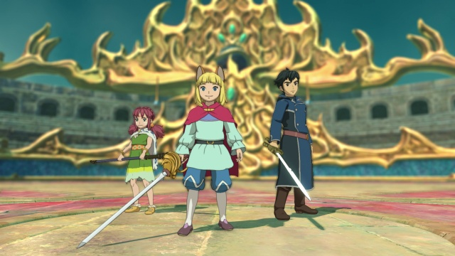 Ni no Kuni II: Revenant Kingdom screenshot 7