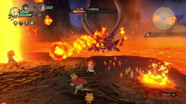 Ni no Kuni II: Revenant Kingdom screenshot 12