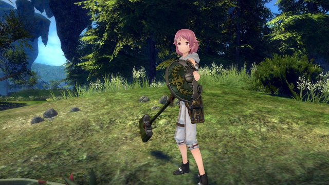Sword Art Online: Hollow Realization screenshot 9