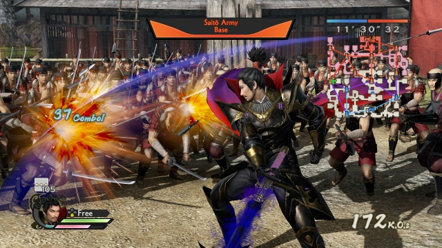 Samurai Warriors 4 Empires screenshot 6