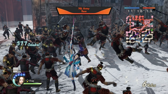 Samurai Warriors 4 Empires screenshot 8