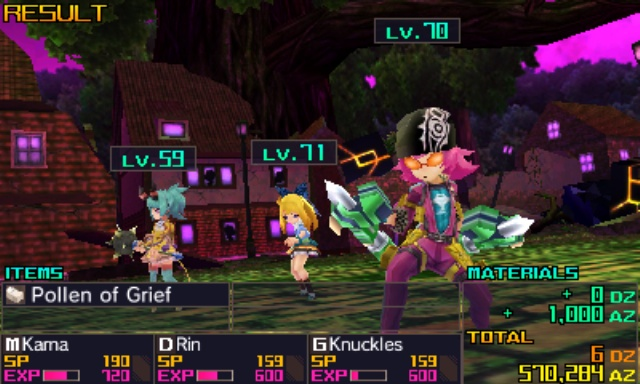 7th Dragon III Code: VFD screenshot 43