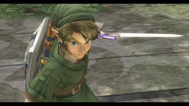 The Legend of Zelda: Twilight Princess HD screenshot 1