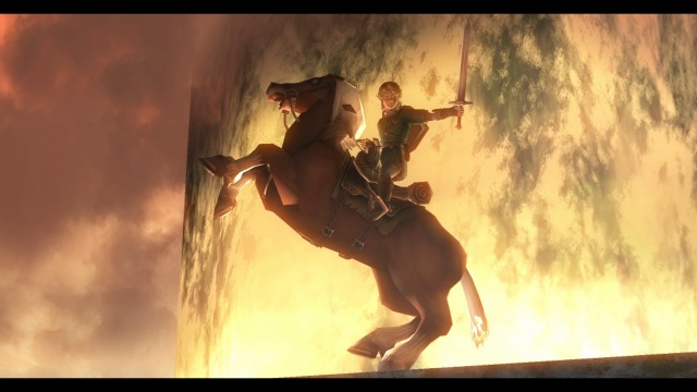 The Legend of Zelda: Twilight Princess HD screenshot 2