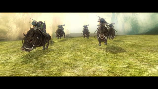 The Legend of Zelda: Twilight Princess HD screenshot 5