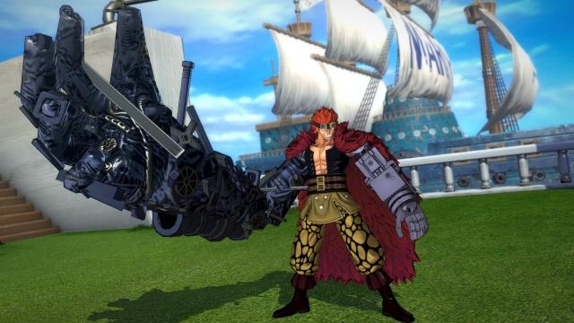One Piece: Burning Blood screenshot 20