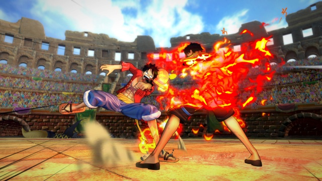 One Piece: Burning Blood screenshot 49
